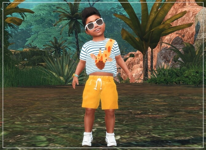 Set for Toddler Boys TS4 at Sims4 Boutique image 14015 670x488 Sims 4 Updates