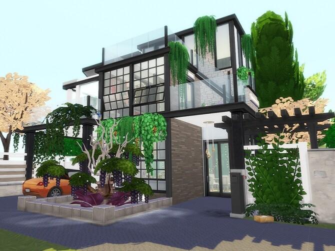 Sims 4 Inna Loft by Ineliz at TSR