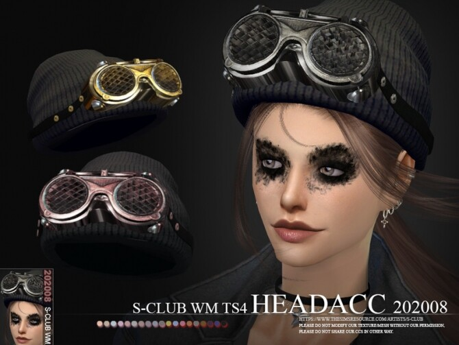 Headacc 202008 by S Club WM at TSR image 1422 670x503 Sims 4 Updates