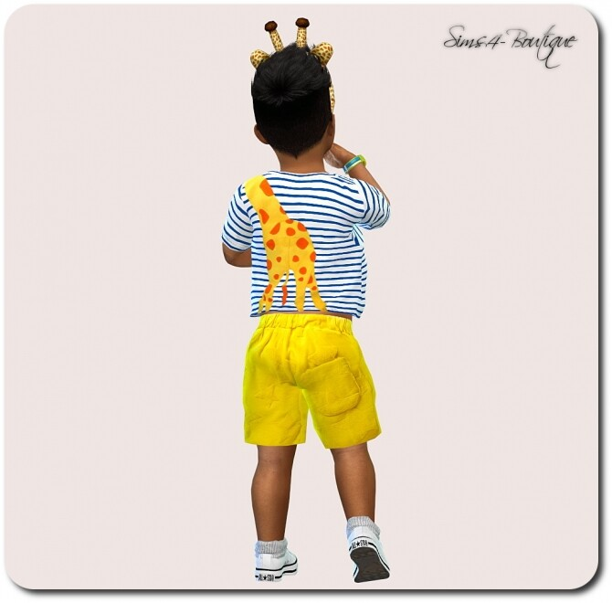 Set for Toddler Boys TS4 at Sims4 Boutique image 14313 670x660 Sims 4 Updates