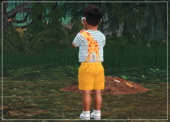Set for Toddler Boys TS4 at Sims4 Boutique image 14412 670x484 Sims 4 Updates