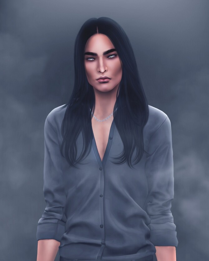 Hagan at Katverse image 1444 670x837 Sims 4 Updates