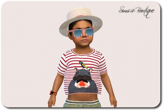 Set for Toddler Boys TS4 at Sims4 Boutique image 14612 670x453 Sims 4 Updates