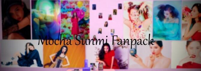 Sims 4 Sunmi's Fanpack Part 1 at Mochachiii