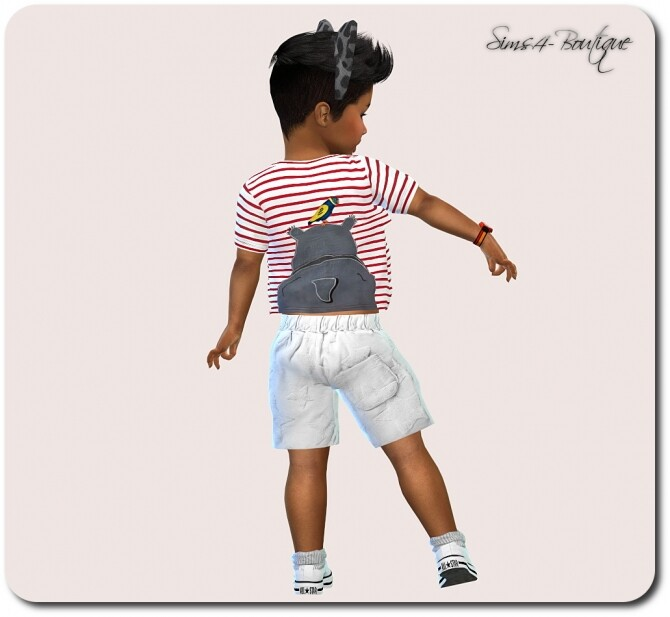 Set for Toddler Boys TS4 at Sims4 Boutique image 14711 670x617 Sims 4 Updates
