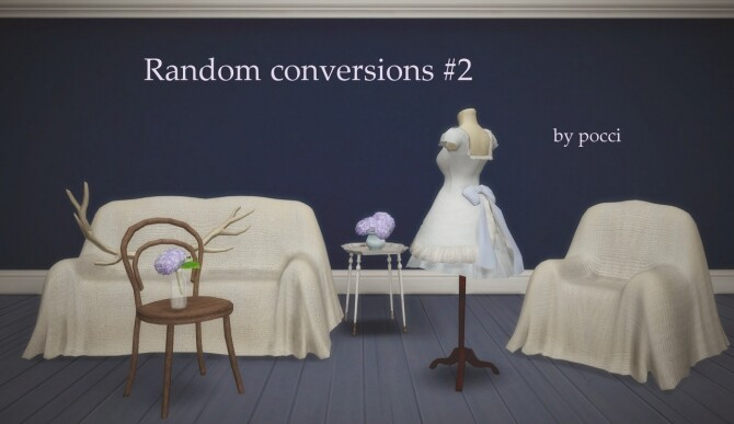 Random conversions #2 by Pocci at Garden Breeze Sims 4 image 150 670x387 Sims 4 Updates