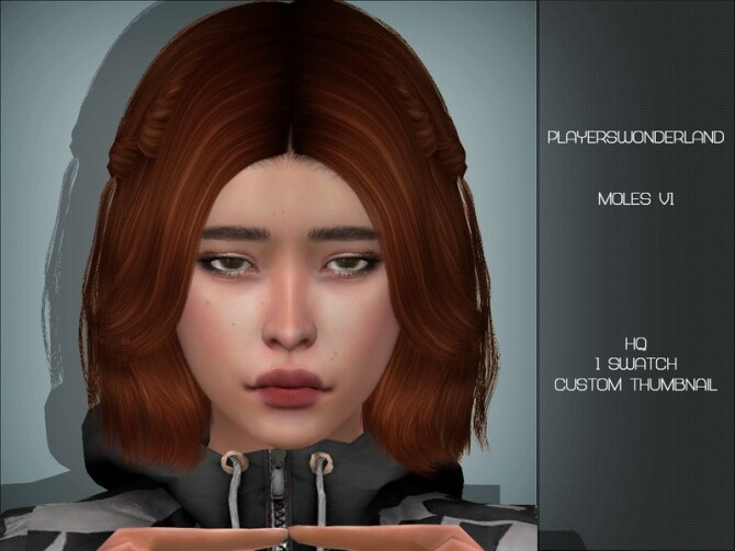 Moles V1 by PlayersWonderland at TSR image 1512 670x503 Sims 4 Updates