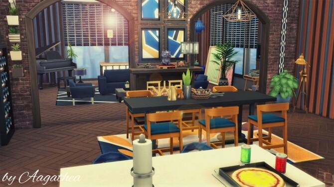 Men's Apartment in Hakim House Apartments at Agathea k image 1527 670x377 Sims 4 Updates