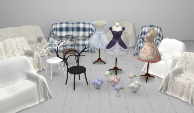 Random conversions #2 by Pocci at Garden Breeze Sims 4 image 153 670x393 Sims 4 Updates