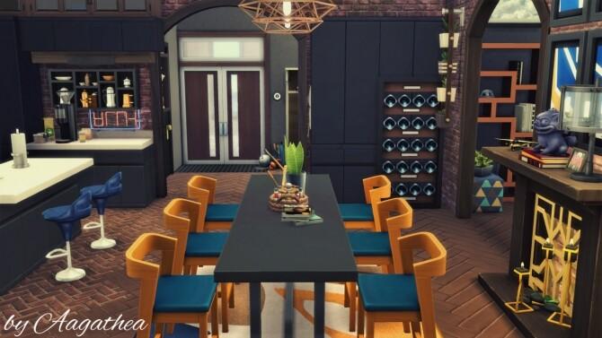 Men's Apartment in Hakim House Apartments at Agathea k image 1536 670x377 Sims 4 Updates