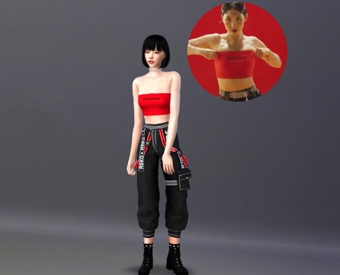 Sims 4 Sunmi's Fanpack Part 2 at Mochachiii
