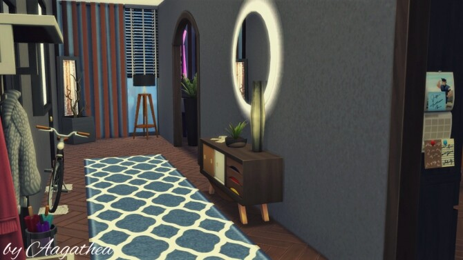 Men's Apartment in Hakim House Apartments at Agathea k image 1565 670x377 Sims 4 Updates
