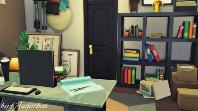 Men's Apartment in Hakim House Apartments at Agathea k image 1575 670x377 Sims 4 Updates