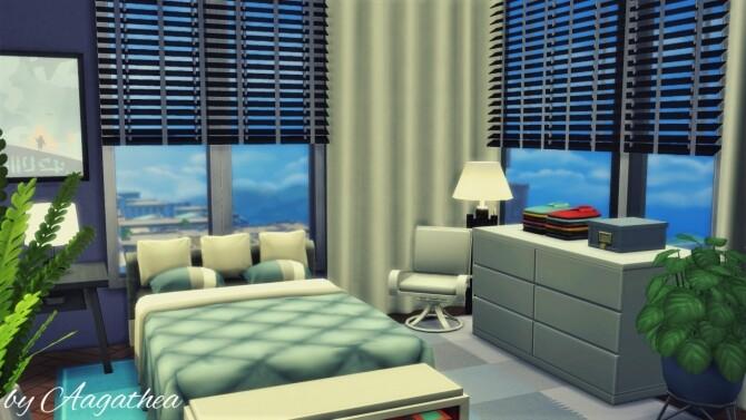 Men's Apartment in Hakim House Apartments at Agathea k image 1585 670x377 Sims 4 Updates
