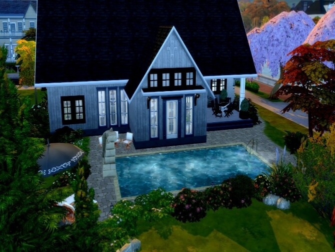 Farm house 1 by GenkaiHaretsu at TSR image 1658 670x503 Sims 4 Updates