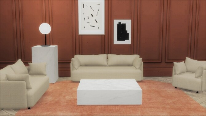 Sims 4 OFFSET COLLECTION (P) at Meinkatz Creations