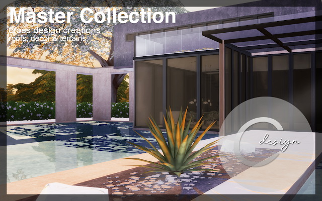 All CC   Master Collection at Cross Design image 1708 Sims 4 Updates