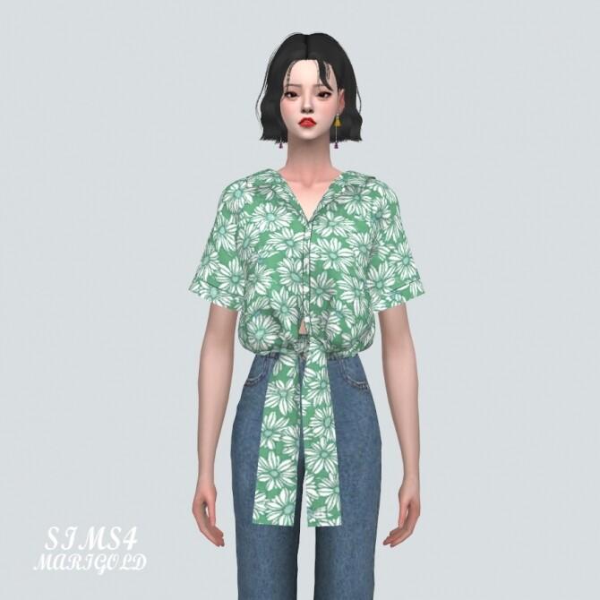 Flower Shirts JJ at Marigold image 17113 670x670 Sims 4 Updates