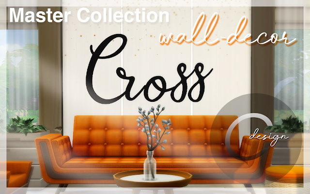 All CC   Master Collection at Cross Design image 17114 Sims 4 Updates