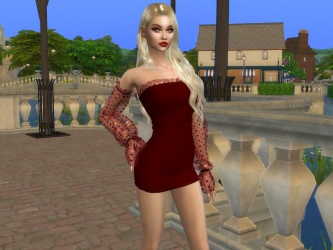 Sims 4 Xhesika Duras by divaka45 at TSR