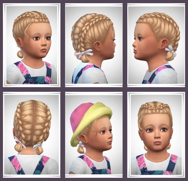 Leah Hair at Birksches Sims Blog image 18111 Sims 4 Updates