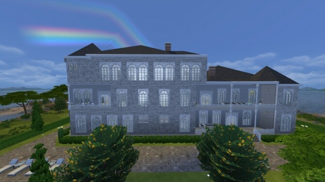 The Huge Lakeside Mansion by xperimental.sim at Mod The Sims image 1821 670x377 Sims 4 Updates