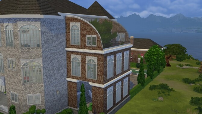 The Huge Lakeside Mansion by xperimental.sim at Mod The Sims image 1831 670x377 Sims 4 Updates