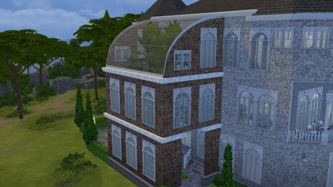 The Huge Lakeside Mansion by xperimental.sim at Mod The Sims image 1841 670x377 Sims 4 Updates