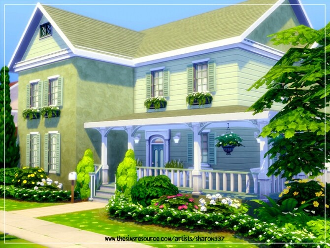 Honeydew house Nocc by sharon337 at TSR image 1926 670x503 Sims 4 Updates