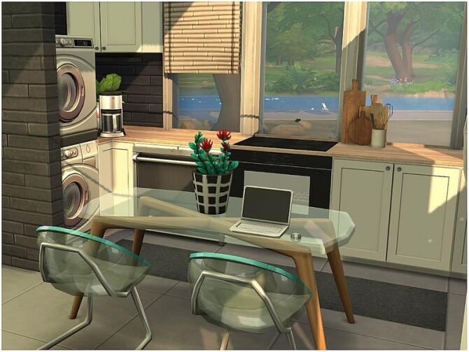 Sims 4 Master Home by lotsbymanal at TSR