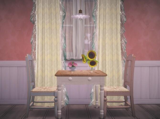 Sims 4 Random mini set TS4 by Pocci at Garden Breeze Sims 4