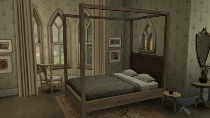 University Nightmares by Bau at b5Studio image 202 670x377 Sims 4 Updates