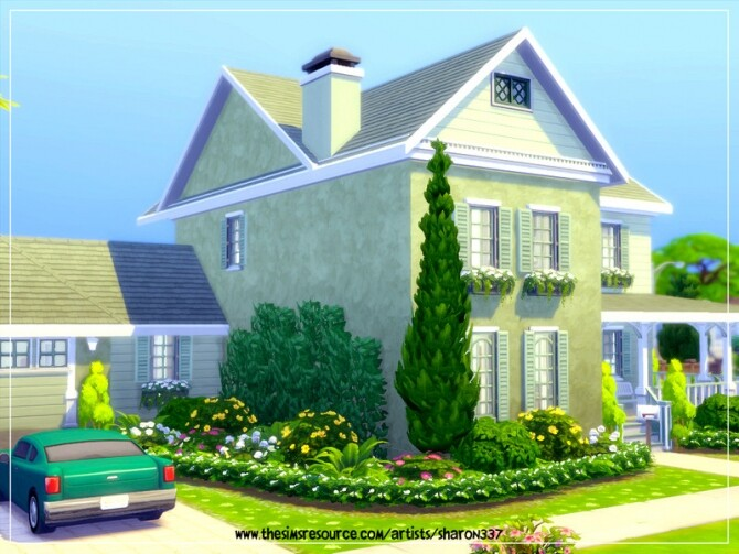 Honeydew house Nocc by sharon337 at TSR image 2023 670x503 Sims 4 Updates