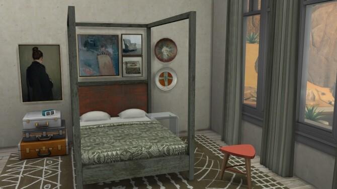 University Nightmares by Bau at b5Studio image 203 670x377 Sims 4 Updates