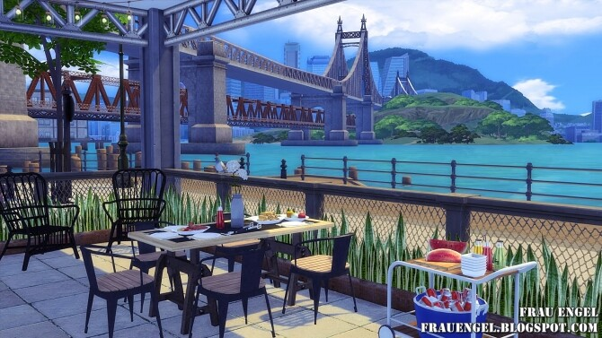 Sea Wolf loft two versions at Frau Engel image 2053 670x377 Sims 4 Updates