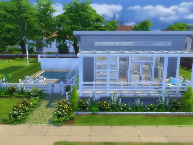 Sims 4 House Renovation Daisy Hovel by FancyPantsGeneral112 at TSR