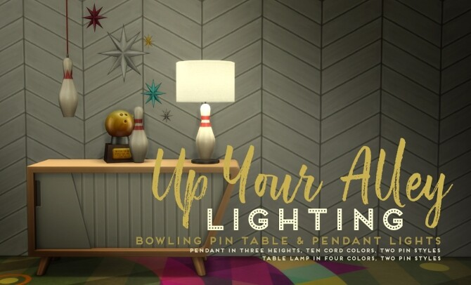 Spare Lights by Bau at b5Studio image 219 670x406 Sims 4 Updates