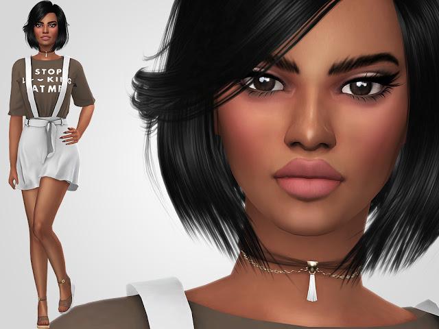 Sims 4 Yadira McLeod at MSQ Sims