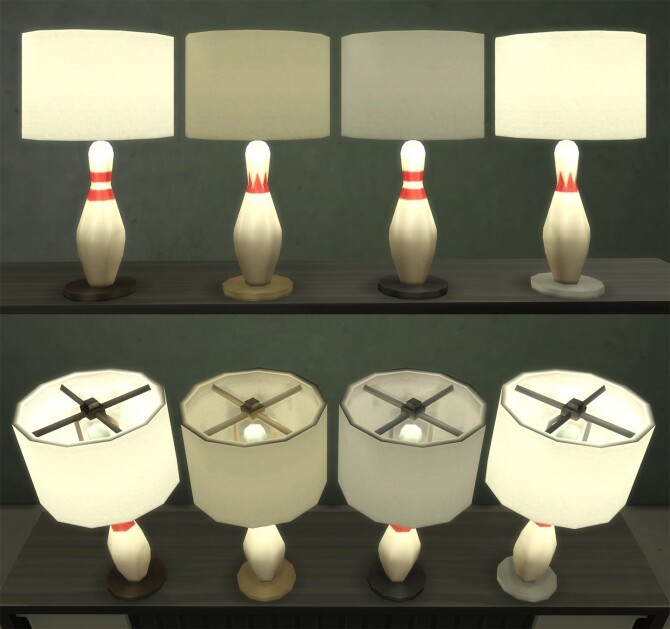 Sims 4 Spare Lights by Bau at b5Studio