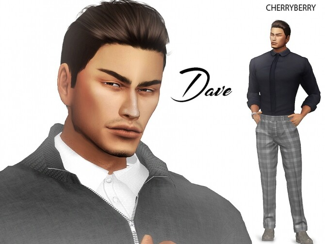Dave at Cherryberry image 2315 670x503 Sims 4 Updates