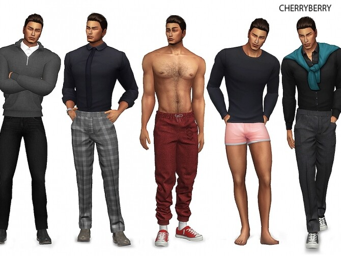 Dave at Cherryberry image 2321 670x503 Sims 4 Updates