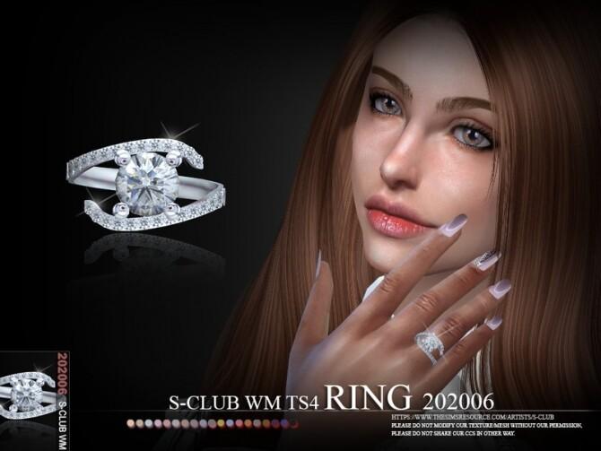 Sims 4 RINGS 202006 by S Club WM at TSR