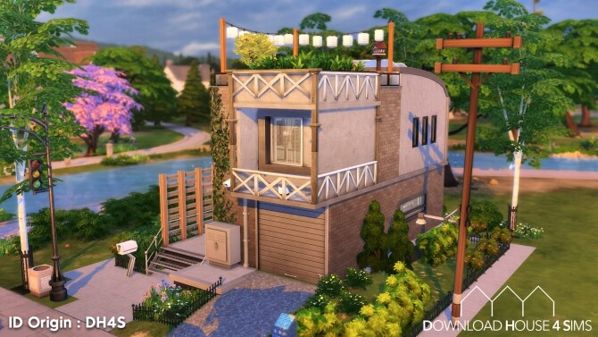 Suburban Home 4 at DH4S image 253 670x377 Sims 4 Updates