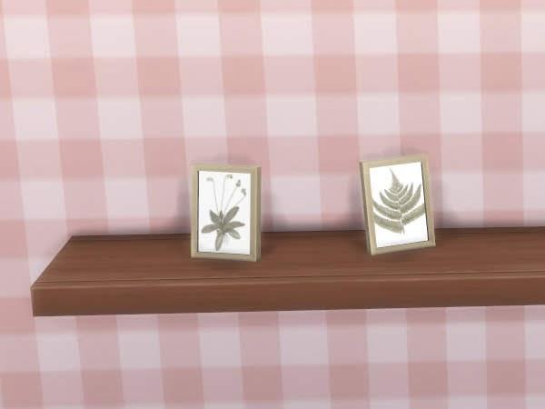Small botanical drawings at KyriaT's Sims 4 World image 2551 Sims 4 Updates
