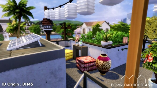 Suburban Home 4 at DH4S image 256 670x377 Sims 4 Updates