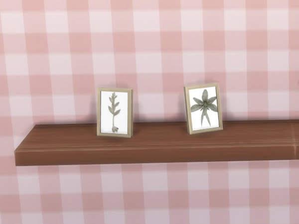 Small botanical drawings at KyriaT's Sims 4 World image 2561 Sims 4 Updates