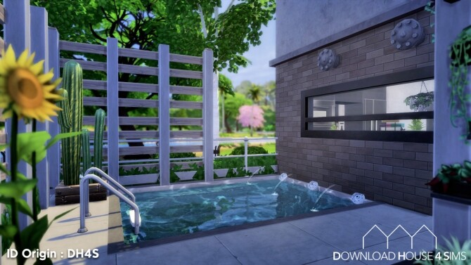 Suburban Home 4 at DH4S image 257 670x377 Sims 4 Updates