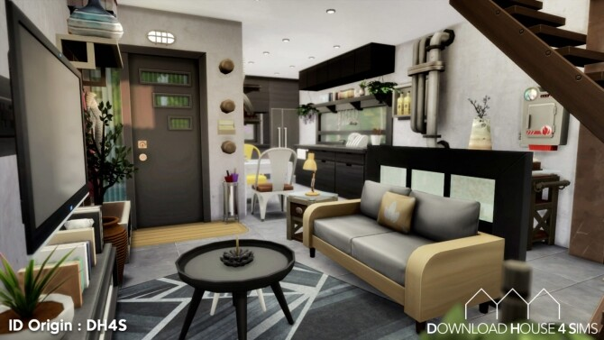 Suburban Home 4 at DH4S image 258 670x377 Sims 4 Updates