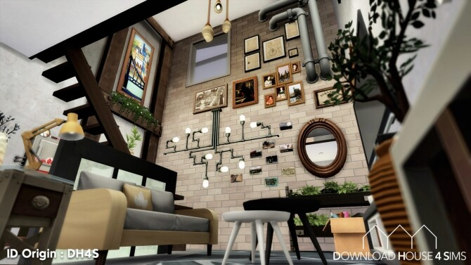Suburban Home 4 at DH4S image 259 670x377 Sims 4 Updates