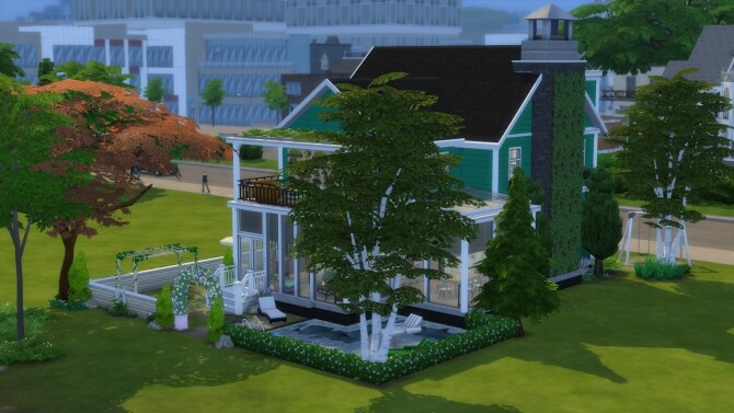 Parenthood House Renovation by Cassie Flouf at L'UniverSims image 276 670x377 Sims 4 Updates